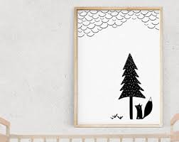 Modern Nursery Decor Modern Nursery Decor Etsy