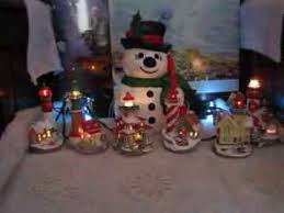 set of all 14 hallmark lighthouse ornaments