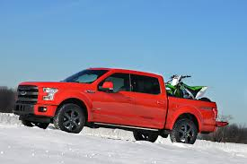 Ford F150 Trucks Lifted - ford details small fuel saving engine for big f 150 lineup