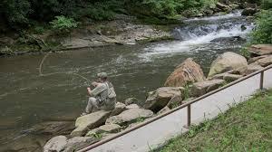 nantahala river map nc trout fishing nantahala river gorge fishing guides