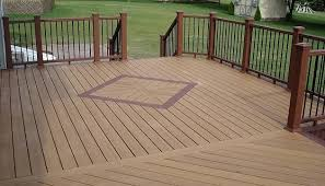 cheap waterproof outdoor decking tile pool deck tiles price of wpc