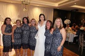 omg these six women showed up to a wedding dressed almost exactly