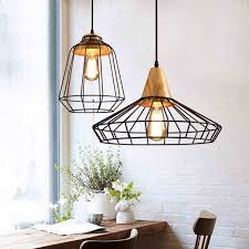 Vintage Pendant Lights For Kitchens Vintage Pendant Light Iron Pendant L Hanging L Home Lighting