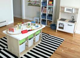 playroom table with storage playroom furniture ikea hack playroom table playroom storage