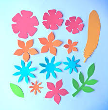 beautiful decorations for celebrations and fiestas leaf