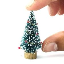 miniature christmas tree lights real mini christmas tree weddingphoto co