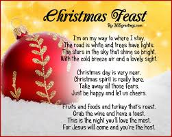 christmas poems all about christmas