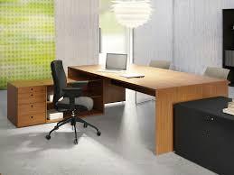 Office Desk Workstation Quaranta5 Teak Office Desk By Fantoni