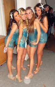 group halloween costume ideas for college girls costume code