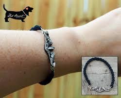 navy jewelry submarine dolphin bootband bracelet insignia jewelry