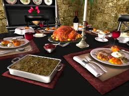 second marketplace new mesh turkey dinner for 2 4 6