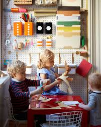 craft area for kids mini me pinterest craft kids rooms and