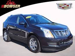 certified 2014 cadillac srx luxury collection for sale near