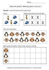 creating graphs worksheets 3