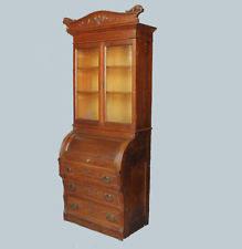 secretary bookcase ebay