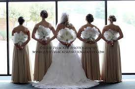 cheap wedding fans do you think it looks cheap if bridesmaids do not carry flowers