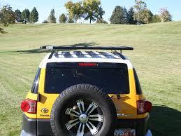 Ezi Awn Eezi Awn K9 2 Meter Roof Rack System For Toyota Fj Cruiser Free