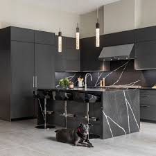 modern kitchen black cabinets beautiful black kitchens 20 exquisite ideas and