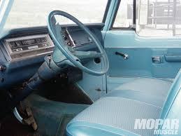 dodge truck dash treasures may 2013 rod