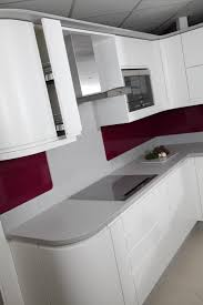 Bathroom Vanity Unit Worktops by Mistral Worktops Arctic Frost With A Splash Of Colour Mistral
