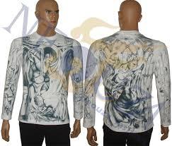 new prison break t shirt wentworth miller full body tattoo long