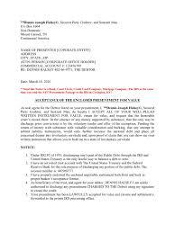 a4v cover letter