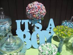 baby shower centerpieces for boy 31 baby shower candy table decoration ideas table decorating ideas