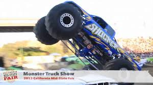 California Mid State Fair Monster Trucks Show On Vimeo