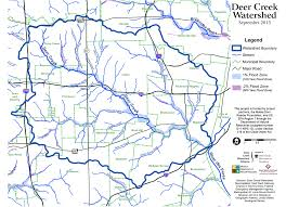 Map Of St Louis Deer Creek Watershed Deer Creek Watershed Alliance
