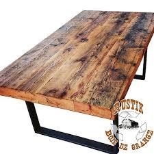 table de cuisine bois cuisine bois et fer best plan de travail cuisine marbre et lments
