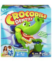 buy crocodile dentist hasbro gaming argos uk