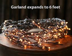 battery lighted willow branches check out the deal on electric lighted iced willow garland 96