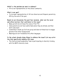 Show Me A Sample Resume by Working Together To Remove Racial And Ethnic Barriers A Facilitator U0027 U2026