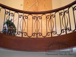 deck railing southeastern ornamental iron works