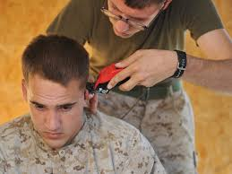 us marines haircut marines crack down on fashionable hairstyles