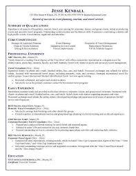 resume formatting matters bartender resume skills sle http www resumecareer info