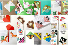 corner bookmarks how to u0026 designs red ted art u0027s blog