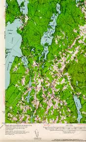 Portland Maine Zoning Map by Maps Gray Me