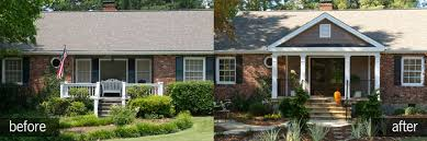 covered front porch plans covered porches porch designs plans atlanta exovations