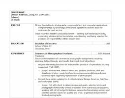 Sample Resume Objectives For Production Operator by Photography Resume Objective Examples Resume Samples Pinterest