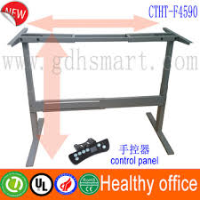 height adjustable desk legs linear actuator for height adjustable desk legs lifting office