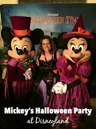 mickey u0027s halloween party at disneyland resort