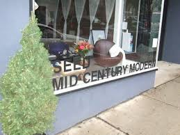 Modern Furniture Stores In Nj by Seed Mid Century Modern Furniture Stores 208 Glenridge Ave