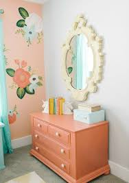 Best  Coral Painted Walls Ideas On Pinterest Coral Walls - Kids bedroom paint designs