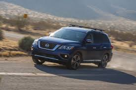 nissan pathfinder hybrid 2017 news updated 2017 nissan pathfinder arrives in march