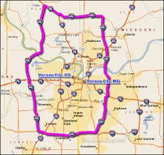 kansas city metro map i 435 kansas city map
