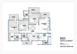 floor plan capital gateway floor plan image