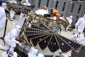 Connecticut How Long Does It Take To Travel To Mars images Nasa mars insight lander prepares for launch here 39 s what it will jpg
