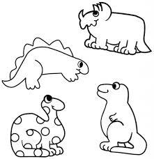 amazing dinosaur coloring pages preschool invigorate