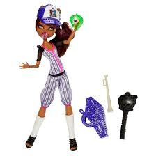monster ghoul sports clawdeen wolf doll target